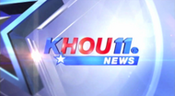 KHOU-TV's KHOU 11 News Video Open From March 2011