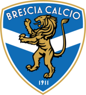 Brescia Calcio logo (introduced 2012)