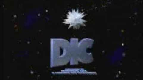 "DIC Entertainment Logo With Byline (1990) ""Short Variant"""
