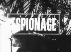 Espionage alt