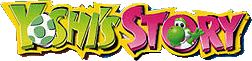 Yoshi story logo
