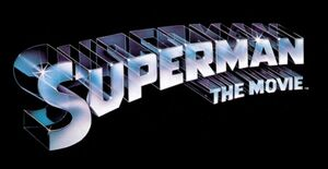 Superman movie logo