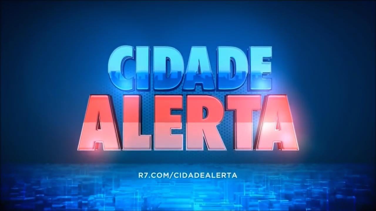 Cidade Alerta 2015 vinheta