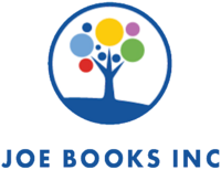 Joe Books logo transparent