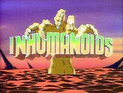 Inhumanoids picc