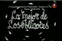 LO MEJOR DE LOS POLIVOCES LOGO 73