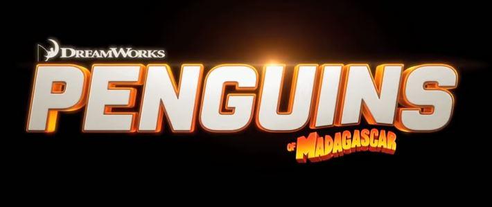 Madagascar 3 Logo - HeyUGuys