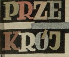 Przekrojlogo1953