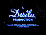 Desilu Star Trek Credits 1