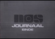 NOS Journaal 1969 einde