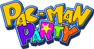 Pac-Man Party logo