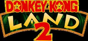 Donkey Kong Land 2 logo