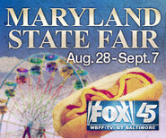 WBFF-TV's Maryland State Fair Video Promo For August 28, 2009 Through September 7, 2009