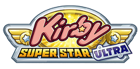 Kirby Super Star Ultra Logo
