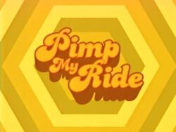 Pimp My Ride logo