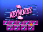 Keynotes 1989a