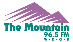 WDOD 96.5 The Mountain