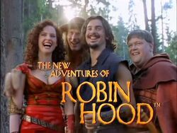 The New Adventures of Robin Hood alt