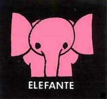 Elefante tv first logo