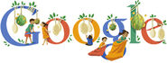 Google Indonesian Independence Day 2012