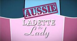 Aussie Ladette to Lady S2