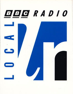 Bbc local radio logo 90s