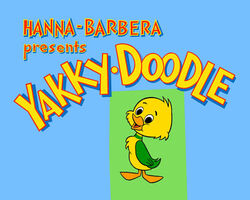YAKKY DOODLE TITLE CARD PHOTO