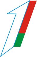 1TV Belarus logo