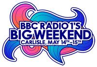 Radio 1s Big Weekend Logo m