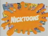 NickToons on videocassette (end of ad)