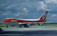 Avianca Boeing 747-200 Marmet