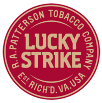 Luckystrike logo13 red