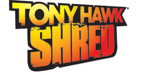 Tony Hawk Shred logo