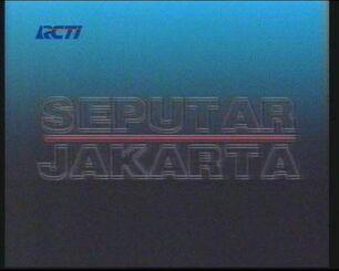 Seputar Jakarta (1989-1990)