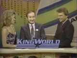 WOF King World logo - 1987