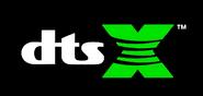 DTS X logos 6 Green