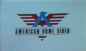 American Home Video 1987