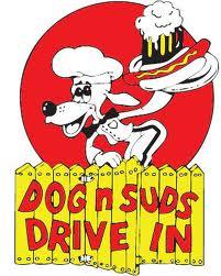 Dog n suds logo