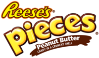 Reese's Pieces logo