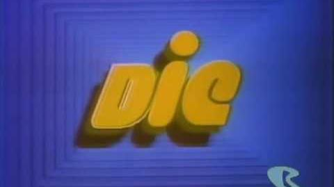 DiC Entertainment Logo (1984)