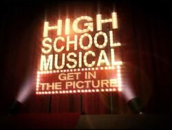 High School Musical Get in the Picture 2008