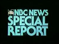 NBC News Special Report (1979)
