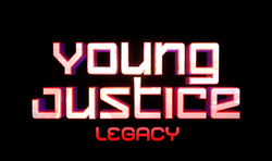 Young Justice Legacy Logo