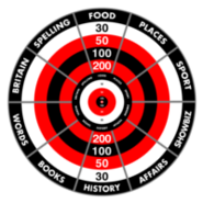 Bullseye Category Board Series 2