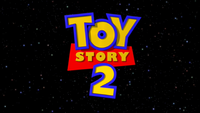 Toy Story 2 title card
