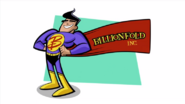 Billionfold HD logo