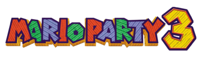 Mario Party 3 Transparent