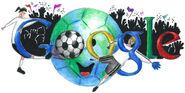 Doodle4Google Australia Winner - World Cup