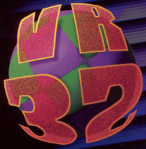 Virtual Boy-VR32 Logo