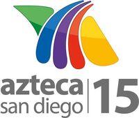 Azteca San Diego logo